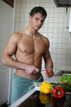 Diet for Men to Build Muscle