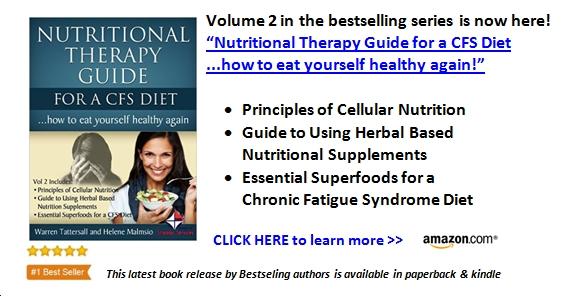 CFS diet book