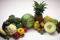food-fruit-veg-pineapple